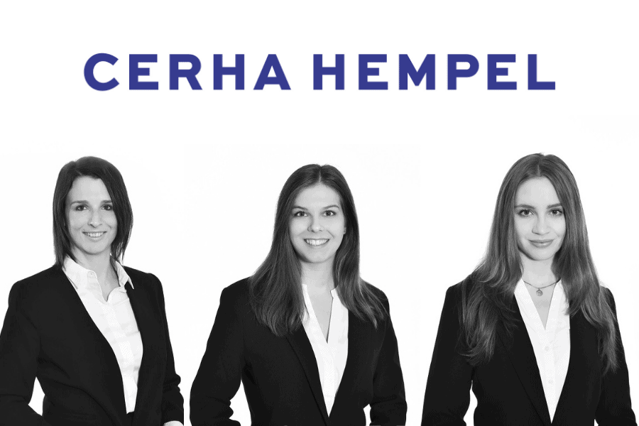 CERHA HEMPEL's Competition Group Goes from Strength to Strength