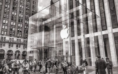 Az Európai Bizottság szerint az Apple saját javára torzítja a versenyt